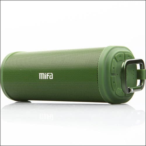 MIFA Best Wireless Bluetooth Speakers for iPhone