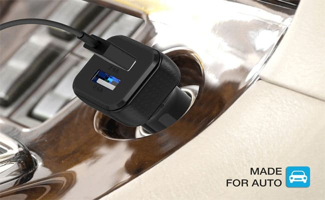 Maxboost Best Car Chargers for iPhone