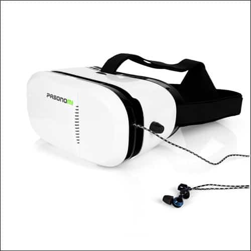 Pasonomi Best VR Headset for iPhone