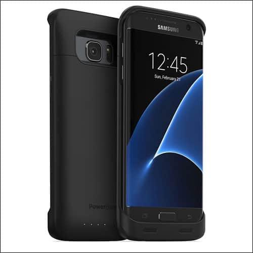 PowerBear Battery Case for Samsung Galaxy S7 Edge