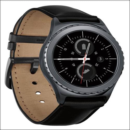 Samsung Gear S2 Best Smartwatch 2016
