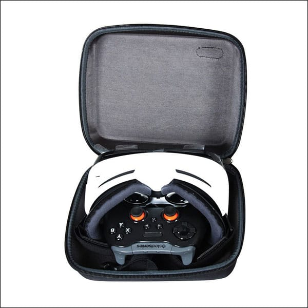 Samsung Gear VR Headset Case from Hermitshell
