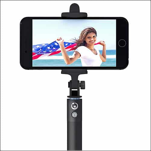Selfie-World Selfie Stick for iPhone