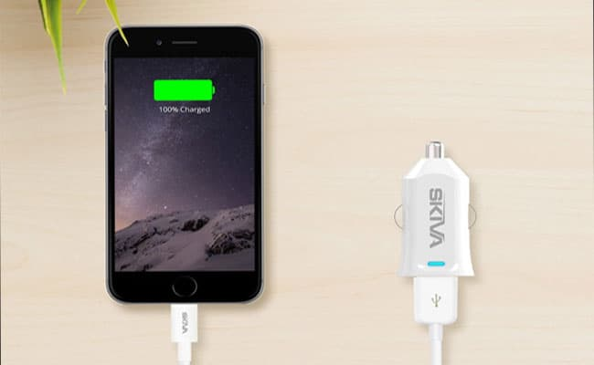 Skiva Best Car Chargers for iPhone
