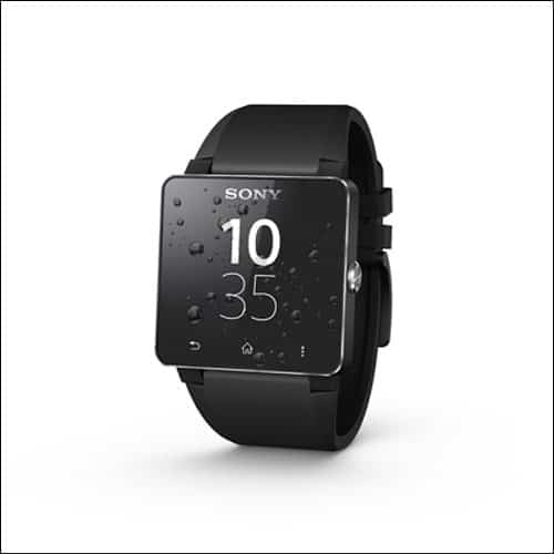 Sony Best Smartwatch 2016