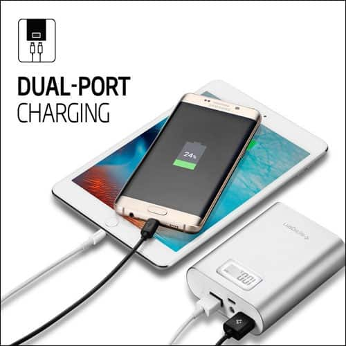 Spigen Best Power Bank Charger for iPhone and iPad