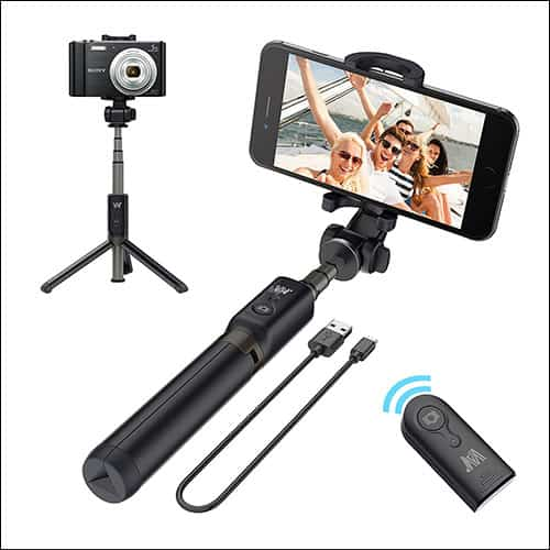 TOMPOL Selfie Stick for iPhone
