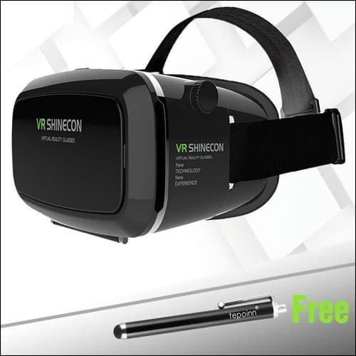 Tepoinn Best VR Headset for iPhone