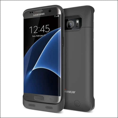 Trianium Battery Case for Samsung Galaxy S7 Edge