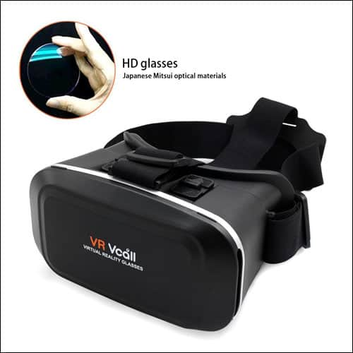 Vcall Best VR Headset for iPhone