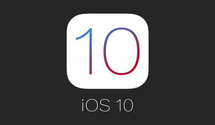 iOS 10 Features Announced During WWDC 2016
