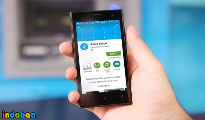 Audio Swipe A Better Way to Manage Music On Android Phone While You Are Driving