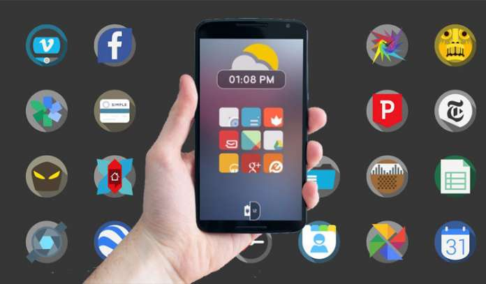 Best Android Icon Packs