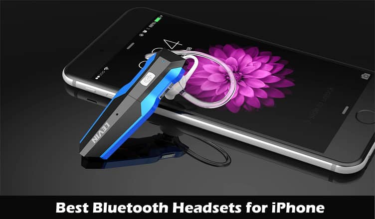28634abdee7 Best Bluetooth Headsets for iPhone X, 8, 8 Plus, 7, 7 Plus, 6, 6s Plus:  Enjoy Handsfree Conversation