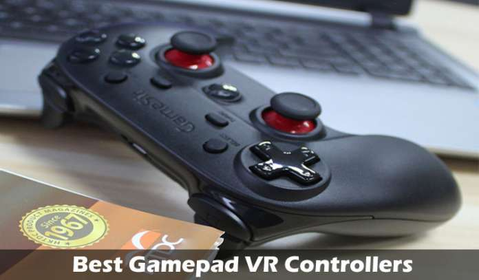 Best Gamepad VR Controllers