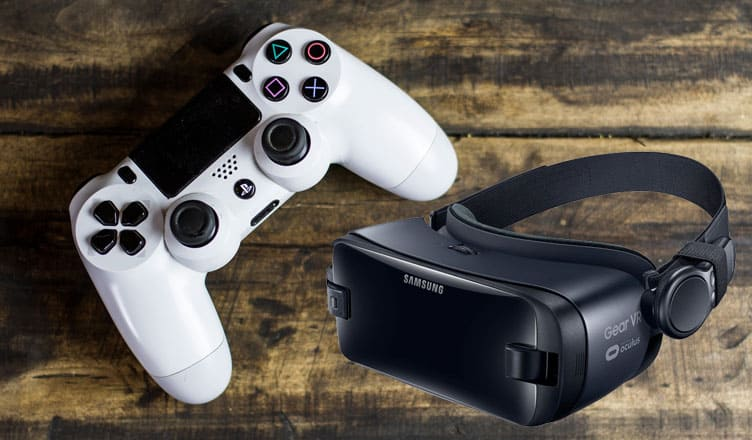 Best Gamepad for Gear VR