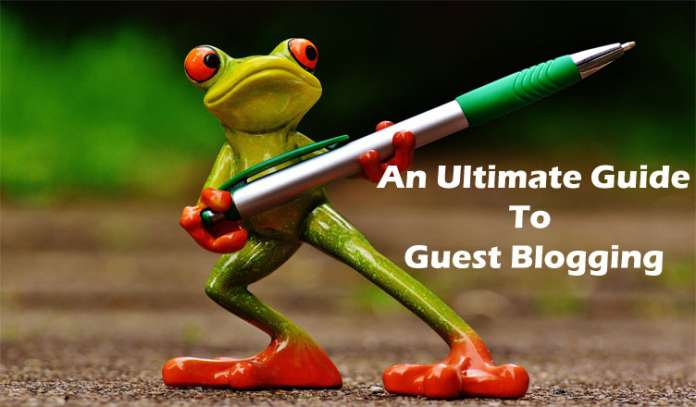 Guide to Guest Blogging