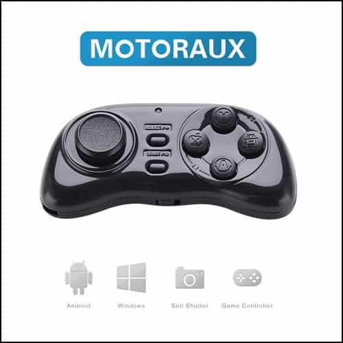 Motoraux Gamepad VR Controllers