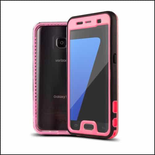 NuNu Galaxy S7 Waterproof Case