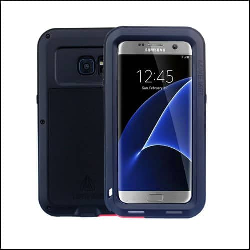 Overfly Samsung Galaxy S7 Edge Waterproof Cases