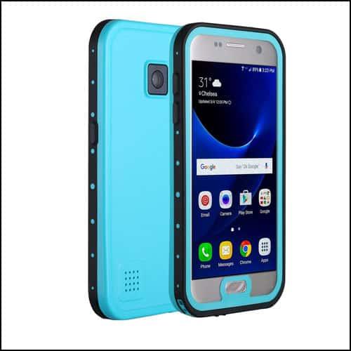 Pandawell Galaxy S7 Waterproof Case