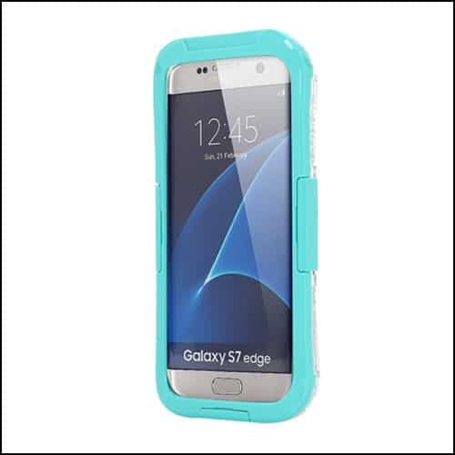 Pandawell Samsung Galaxy S7 Edge Waterproof Cases