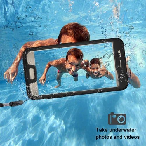 SPARIN Galaxy S7 Waterproof Case