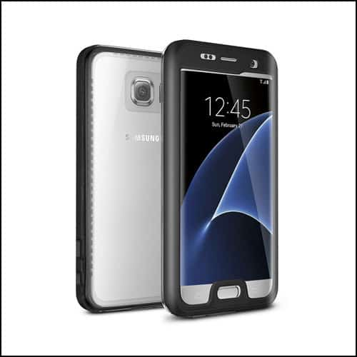 SPARIN Samsung Galaxy S7 Edge Waterproof Cases