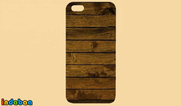 Skin4Gadgets iPhone 6s Plus Wooden Case