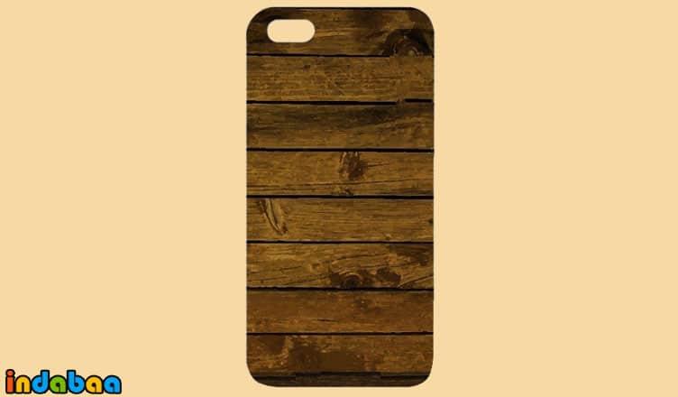 Skin4Gadgets iPhone 6s Plus Wooden Case