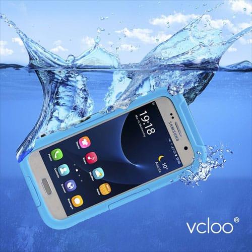 Vcloo Galaxy S7 Waterproof Case