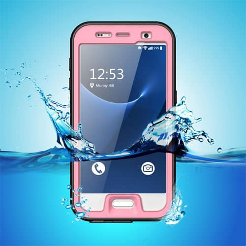 iThrough Galaxy S7 Waterproof Case