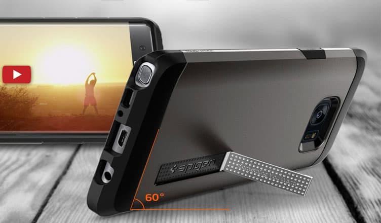 Best Samsung Galaxy Note 7 Kickstand Cases