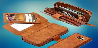Best Samsung Galaxy Note 7 Leather Wallet Cases