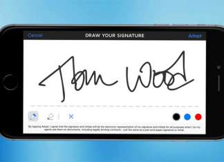 Best iPhone and Android Apps Signing Digital Documents