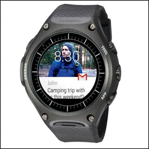 Casio Android Wear Smartwatch