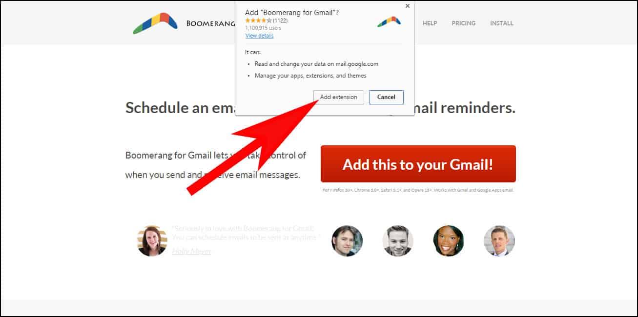 How to Schedule Emails in Gmail To Be Sent Later Using Boomerang