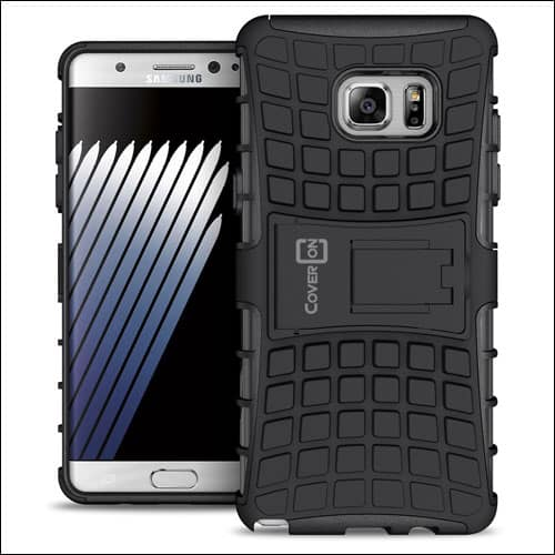 CoverON Samsung Galaxy Note 7 Kickstand Cases
