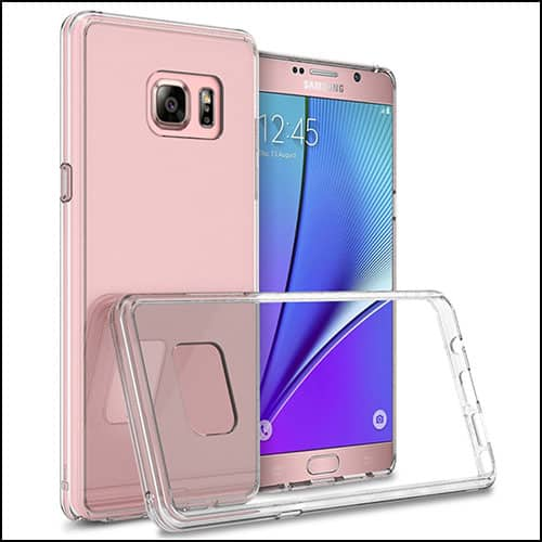 CoverON clear cases for Galaxy Note 7