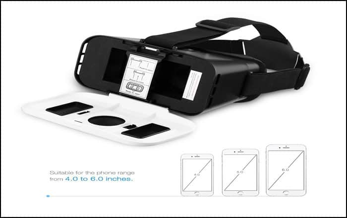 Cymas Best VR Headsets for Samsung Galaxy S7S7 Edge