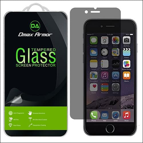 Dmax Armor iPhone 7 Plus Screen Protectors