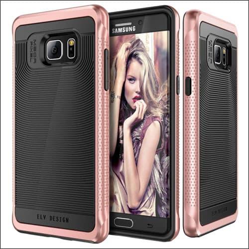 E LV Samsung Galaxy Note 7 Bumper Cases