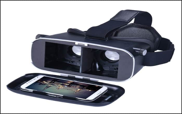 Goodes Best VR Headsets for Samsung Galaxy S7S7 Edge