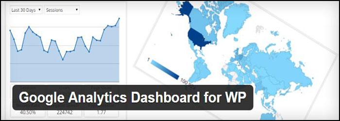 Google Analytics Dashboard for WP WordPress Plugin