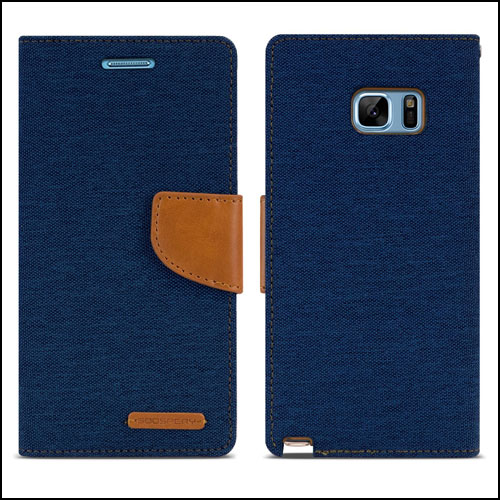 Goosepery Samsung Galaxy Note 7 Leather Wallet Cases