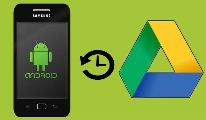 How to Backup Android Phone to Google Drive