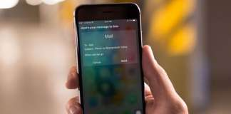 How to Send an Email Using Siri on iPhone