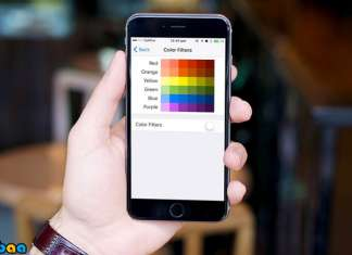 How to Use Color Filters in iOS 10 on iPhone or iPad