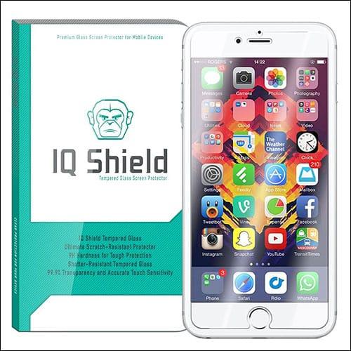 IQ Shield iPhone 7 Plus Screen Protectors