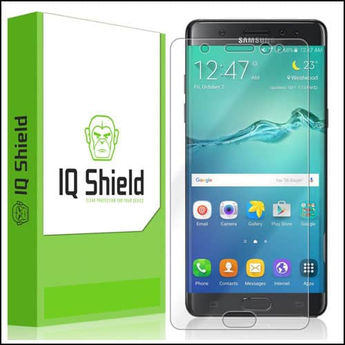 IQSHIELD Screen Protector for Galaxy Note 7
